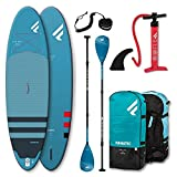 Fanatic Fly Air Pure Inflatable SUP 9.8 Stand up Paddle Board Carbon Guide 295cm