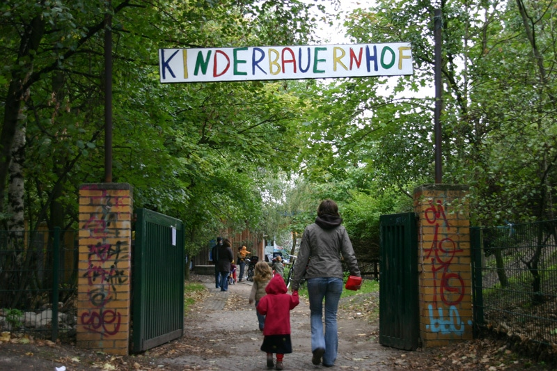 Kinderbauernhof auf dem Görlitzer e.V. Kreuzberg