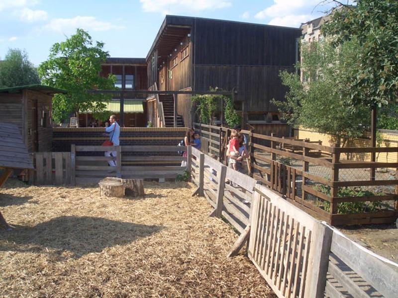 Kinderbauernhof Moritzhof Prenzlauer Berg