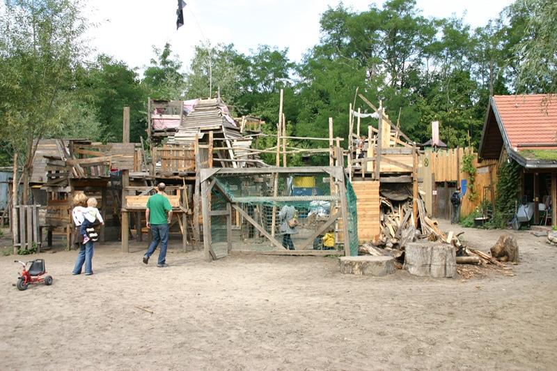 Kinderbauernhof Pinke Panke in Berlin Pankow