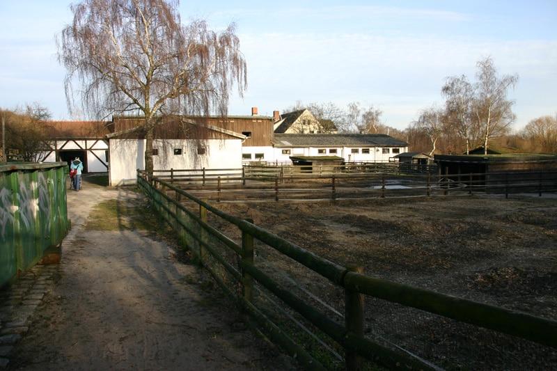 Kinderbauernhof Lübars in Berlin Reinickendorf