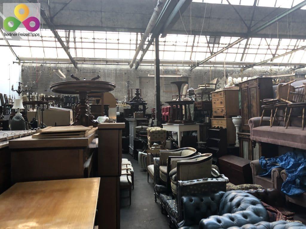 Bild Hallentrödelmarkt Treptow