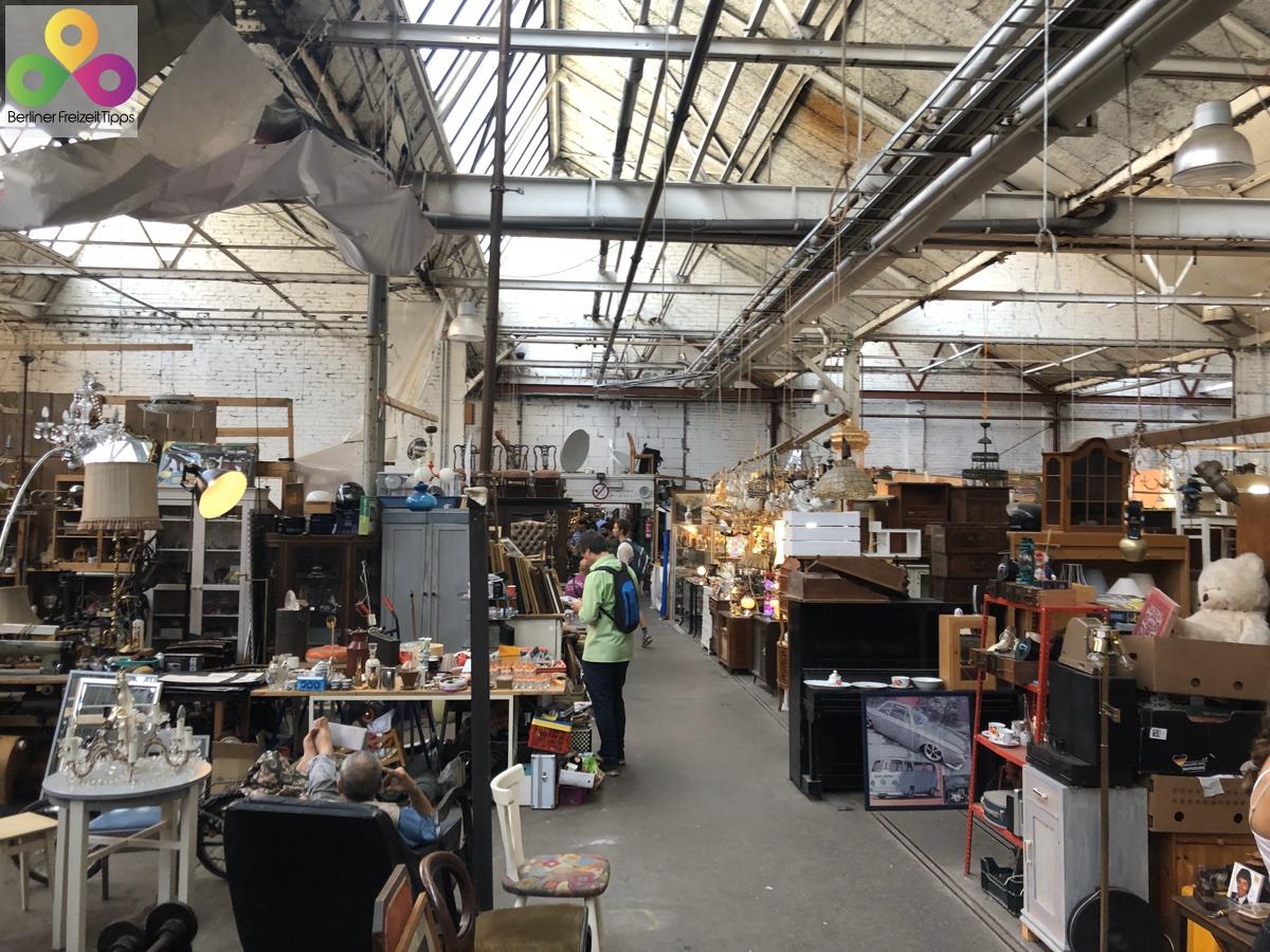 Bild Indoor Flohmarkt Treptow