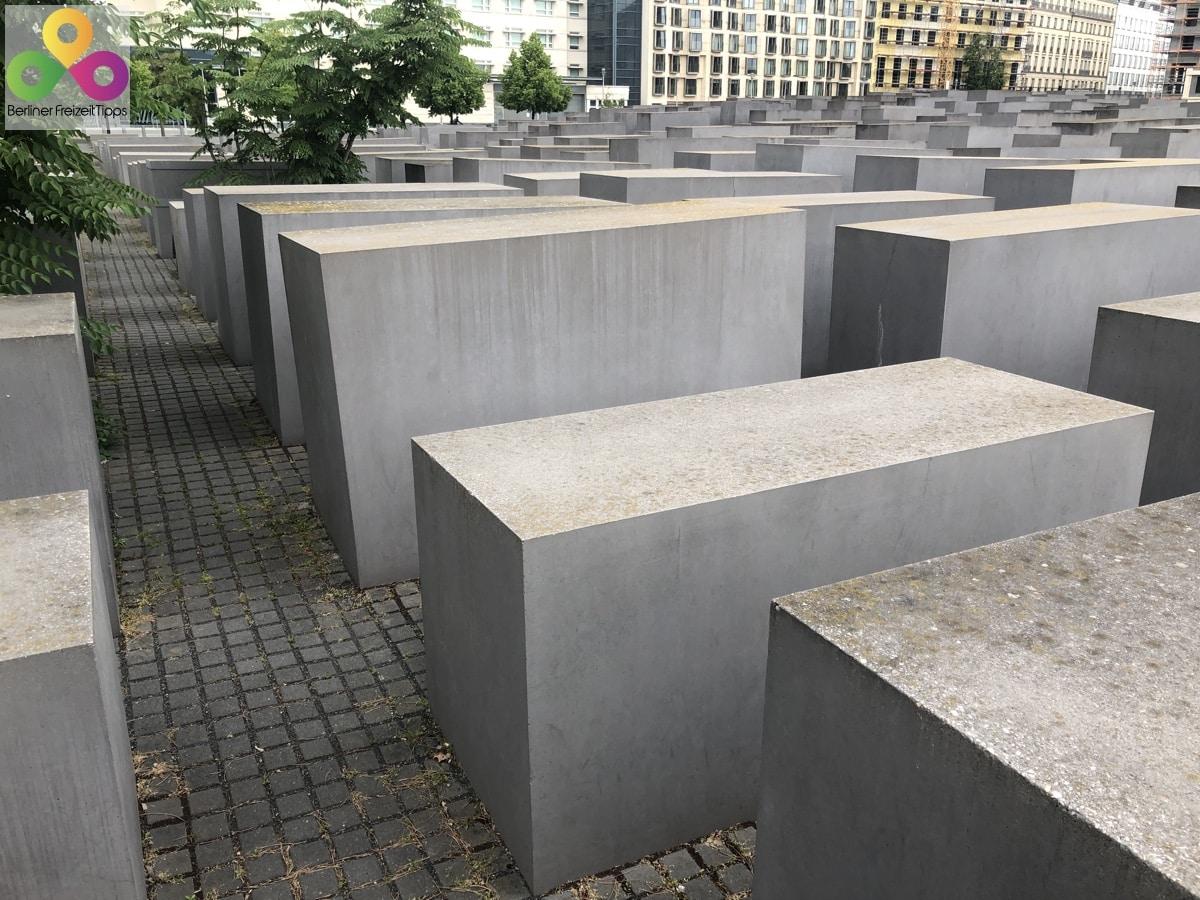 Bild Holocaust Mahnmal Berlin
