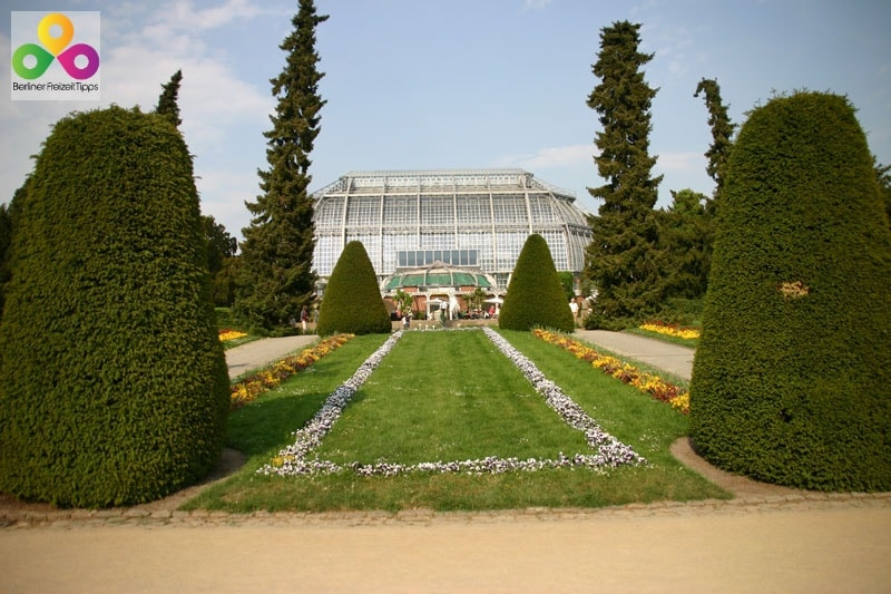 Bild Botanischer Garten Dahlem