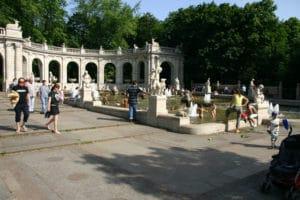 Bild Märchenbrunnen Volkspark Friedrichshain