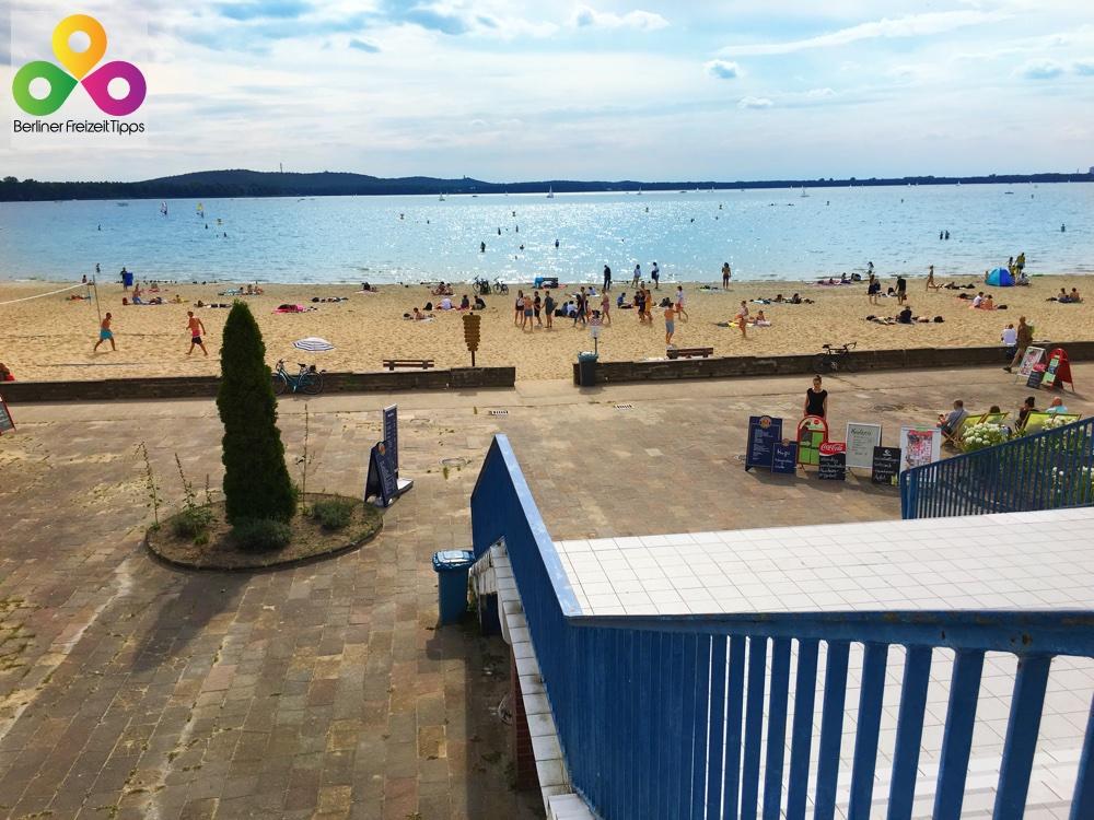 Bild Strandbad Müggelsee Köpenick