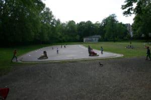 Bild Plansche am Weissen See