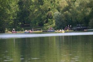 Bild Ruderbootsverleih am Weißener See