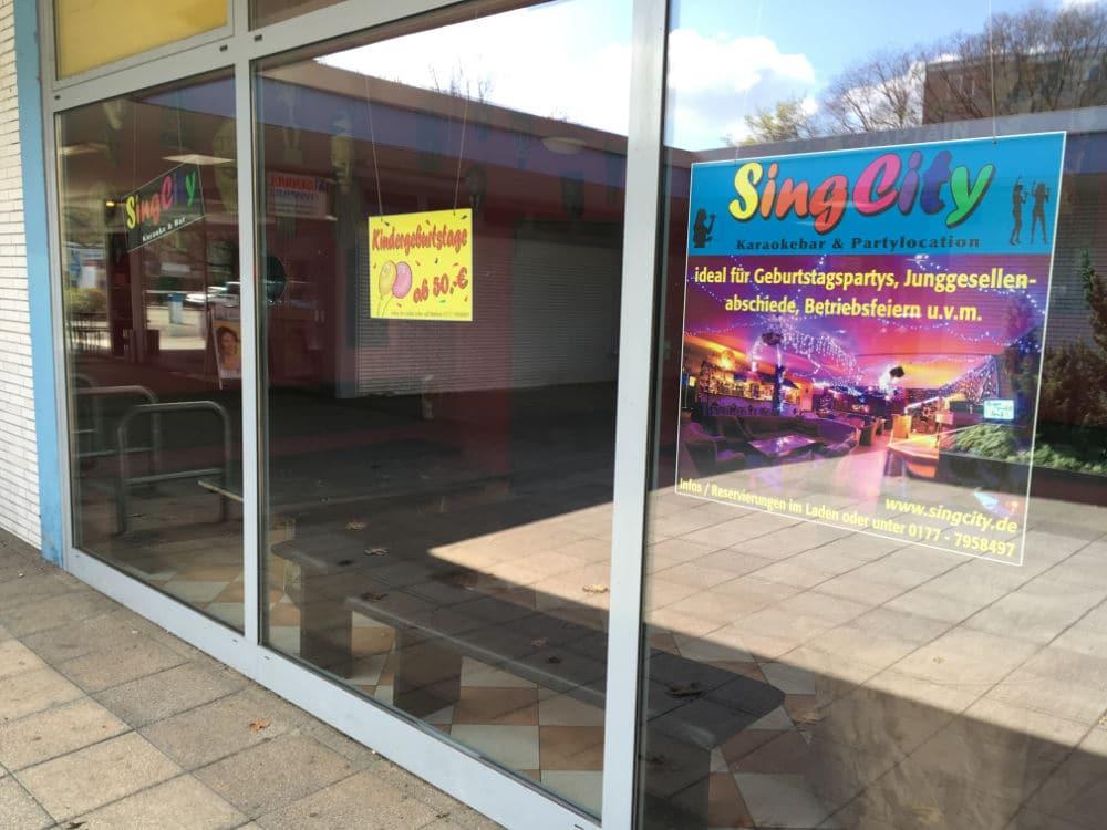 geschlossen Karaoke Bar SingCity Charlottenburg