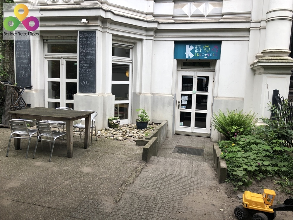 Kindercafe Kreuzzwerg in Kreuzberg
