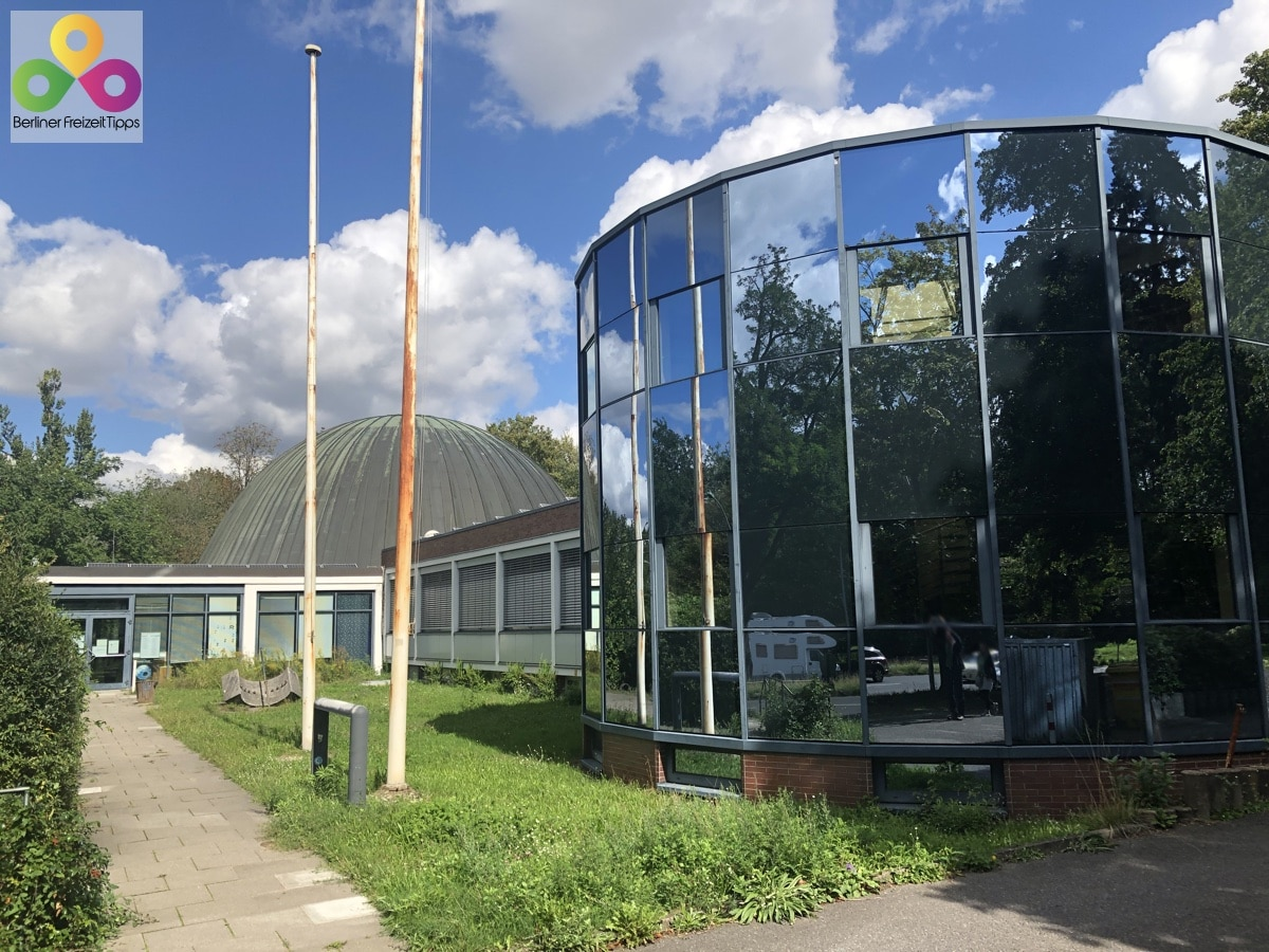Bild Planetarium am Insulaner