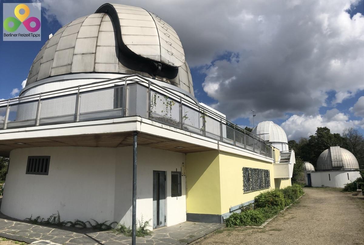 Wilhelm-Foerster-Sternwarte mit Planetarium am Insulaner Berlin