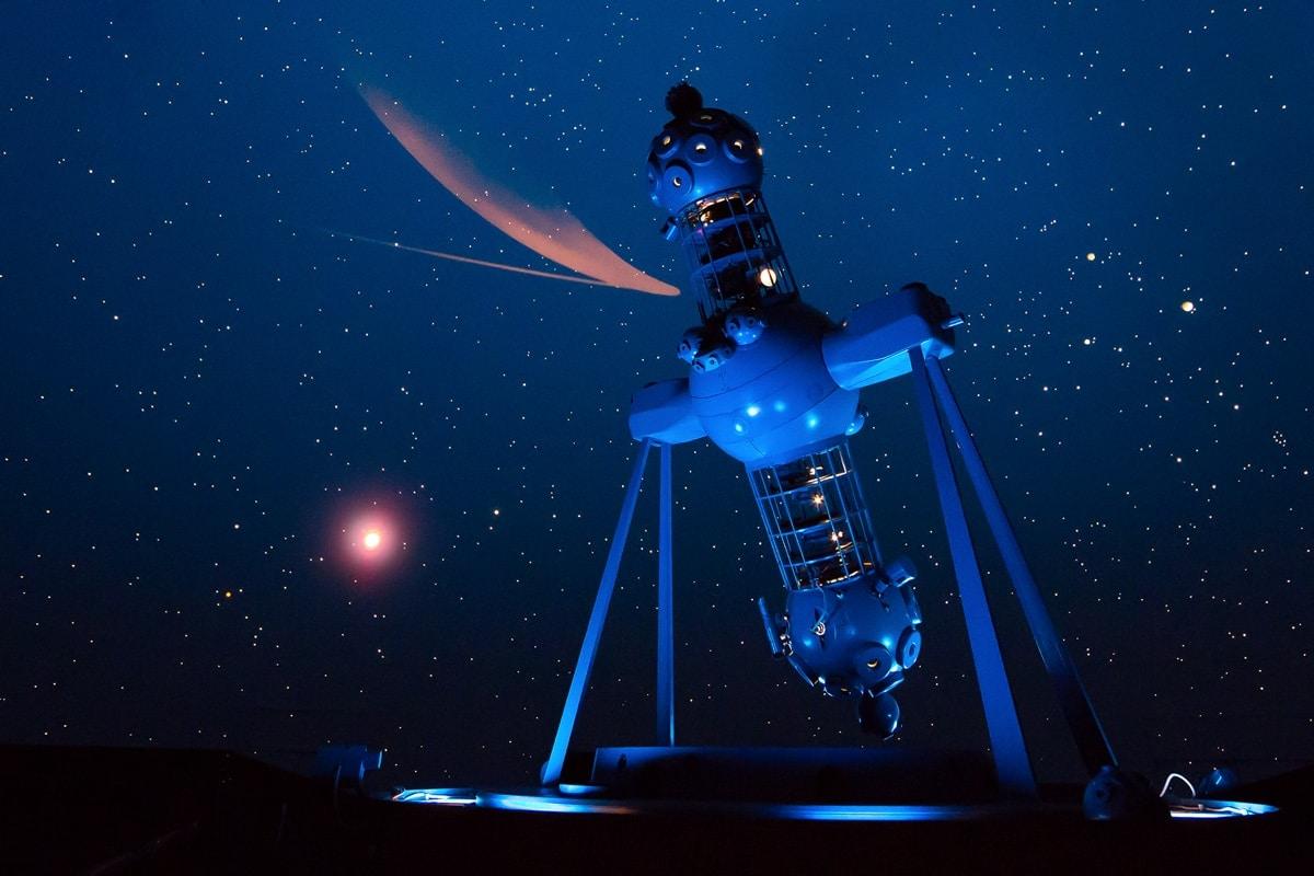 Zeiss Planetarium im Prenzlauer Berg