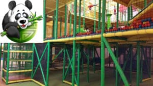 Bild Indoorspielplatz Bambooland Berlin Spandau