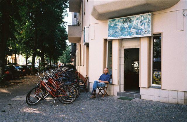 Fahrradverleih Sterncafe Berlin Wedding