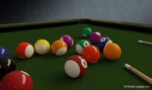 Bild Billard - Pollbillard bei Pool Position Spandau