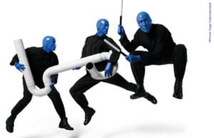 Bild Bluemax Blue Man Group Berlin