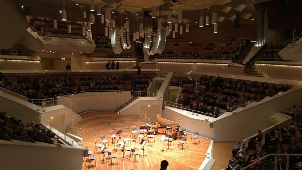 Konzerthaus Philharmonie Berlin