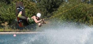 Bild Wakeboard und Wasserskilift Großbeeren bei Berlin