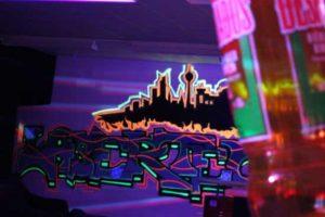 Bild Lasertag bei LaserTec in Weissensee