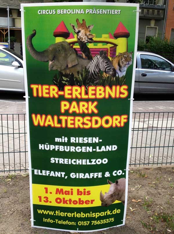 Tier-Erlebnispark-Circus-Berolina-Waltersdorf