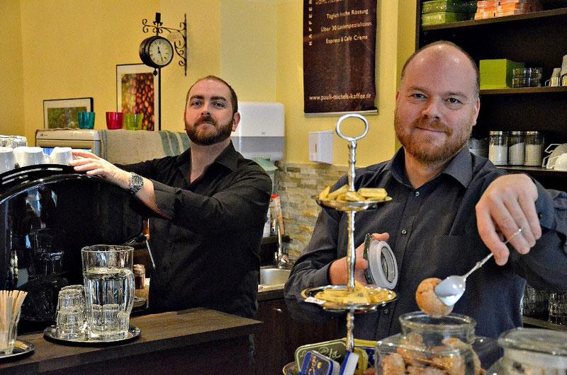 Cafe Mon Plaisir Chocolatierie Patisserie im Prenzlauer Berg
