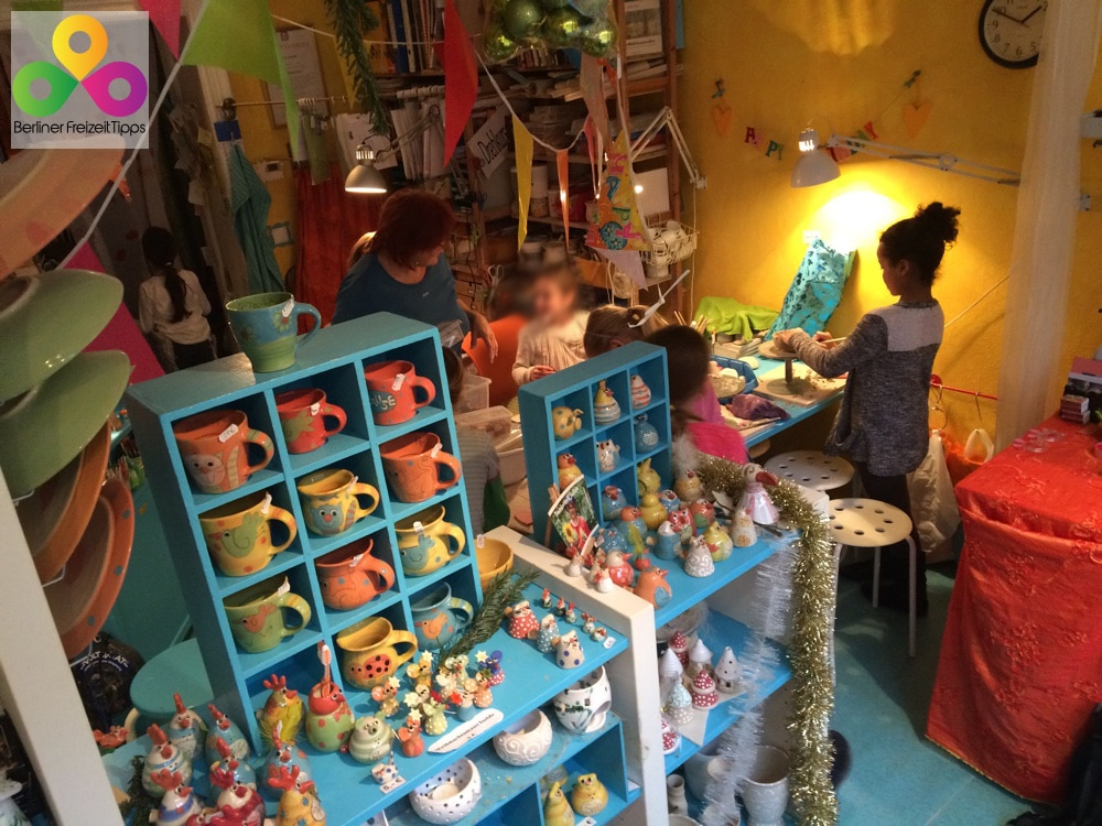 Töpferwerkstatt – Keramikatelier Julion in Berlin Kreuzberg