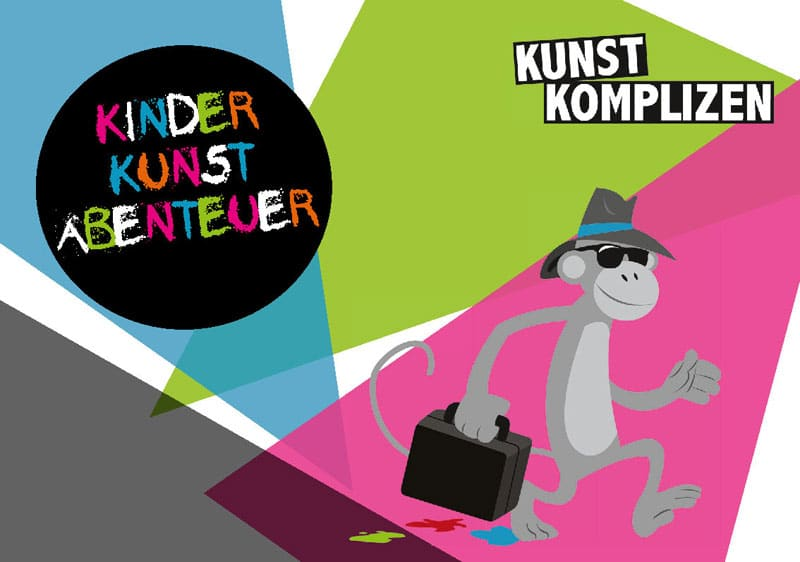 Workshop für Kinder mit den Kunstkomplizen