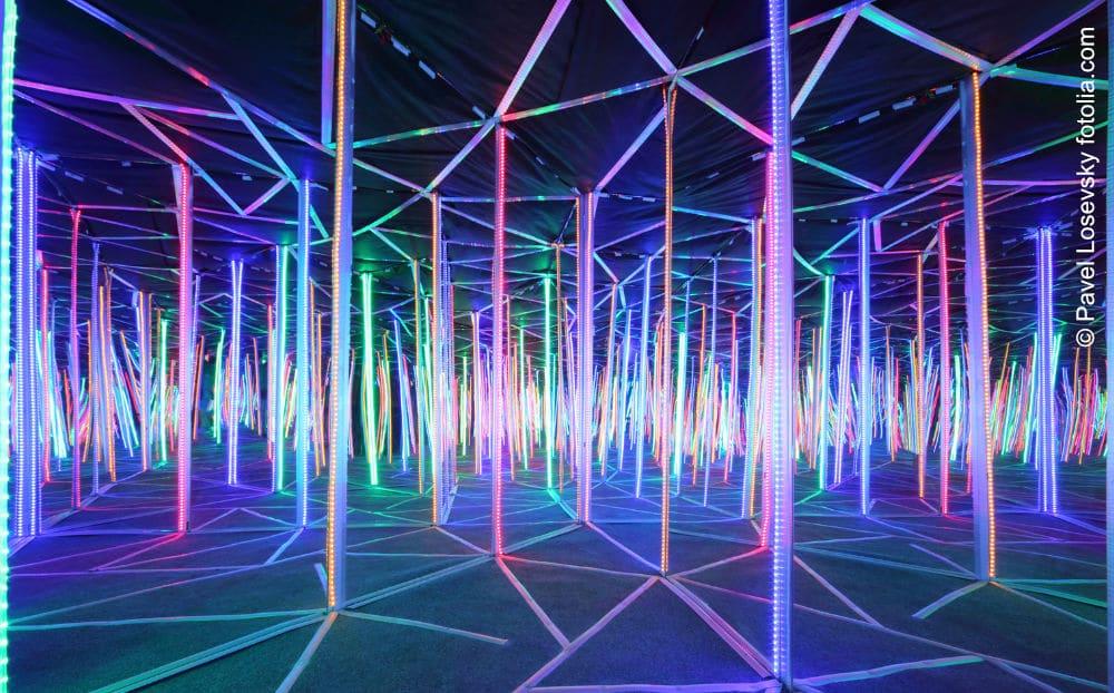 Bild Spiegellabyrinth Berlin