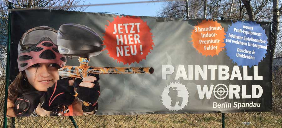Paintball World Spandau