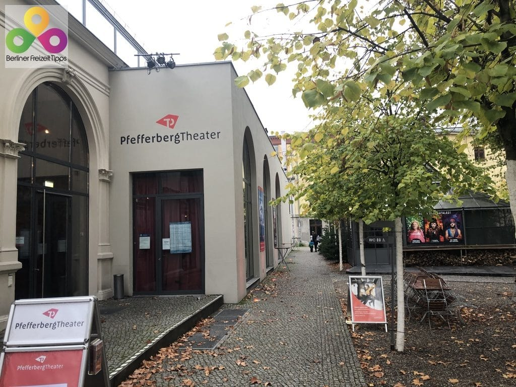 Pfefferberg Theater Prenzlauer Berg