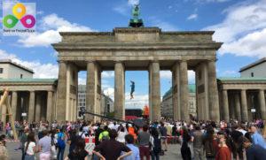 Bild Reiseführer über Berlin