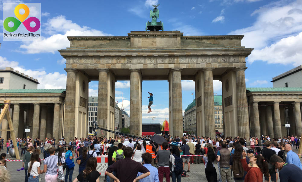 Reiseführer über Berlin