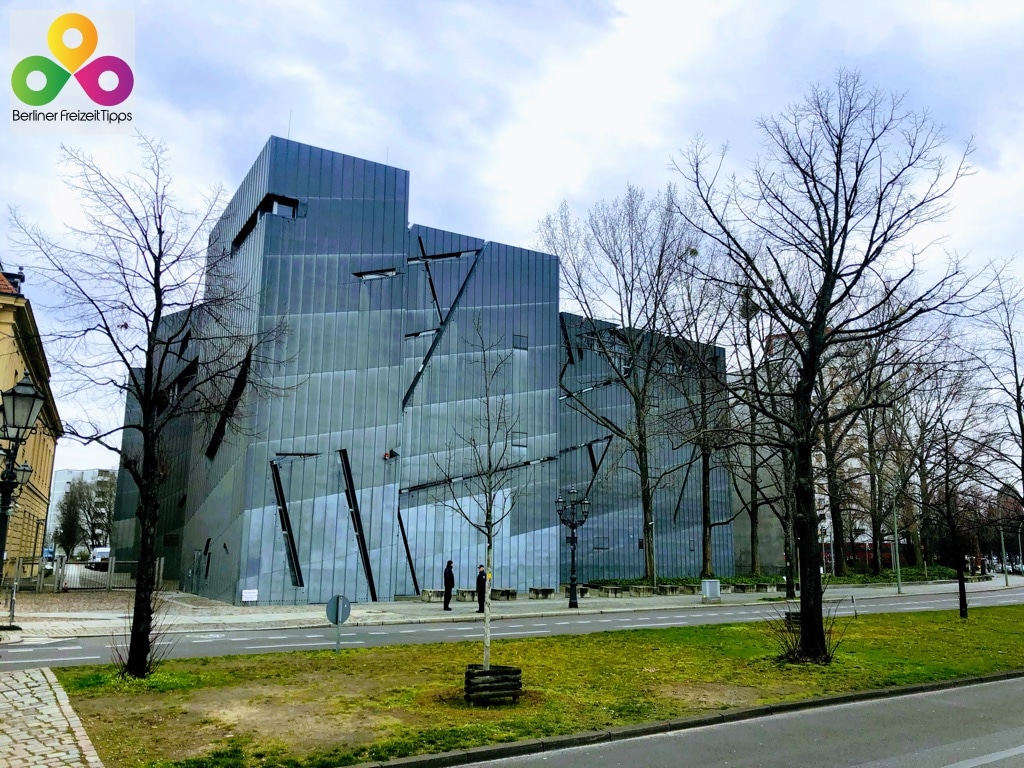 Bild Liebeskind Neubau jüdisches Museum