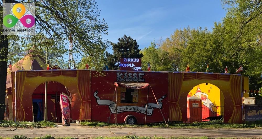 09.07. – 26.07. Circus Hoppla Hopp Petershagen