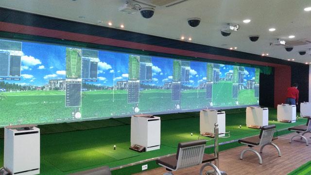 Indoor Golf Club Berlin in Schöneberg
