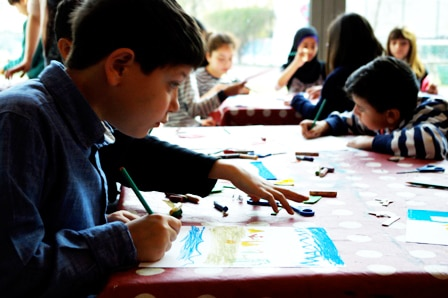Bild-Kinderprogramm-me-Collectors-Room-Berlin-Stiftung-Olbricht