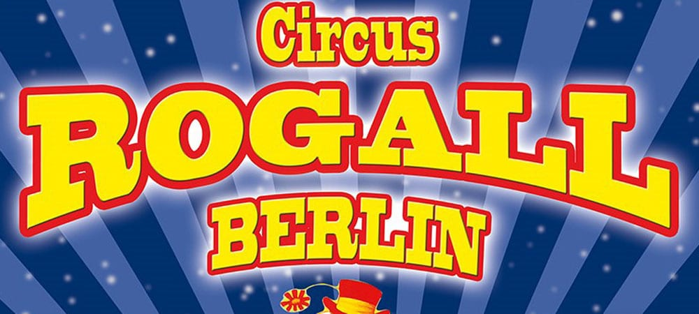 8.10. – 11.11. Circus Rogall in Biesdorf