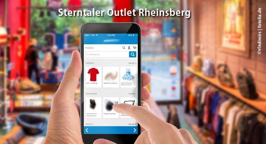 Bild Sterntaler Factory Outlet Store in Rheinsberg