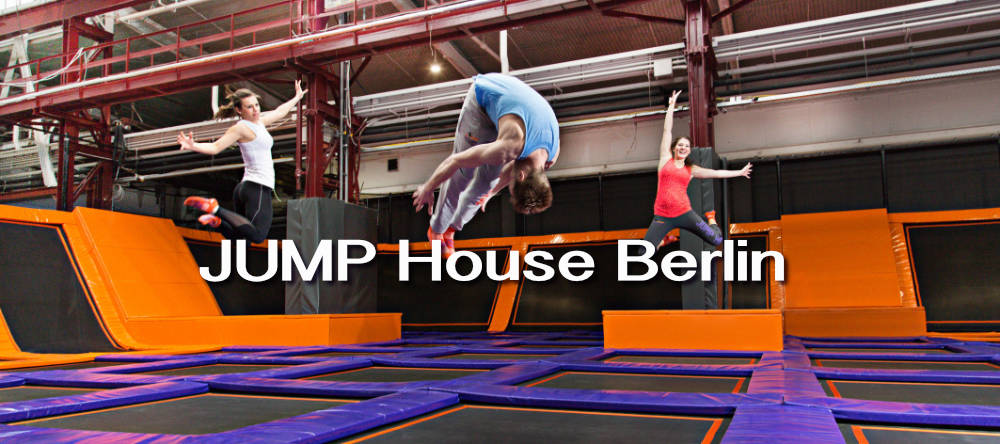 JUMP House in Berlin Reinickendorf