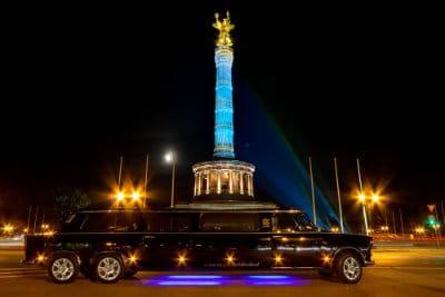 Bild besondere Stadtrundfahrt Limousine Berlin