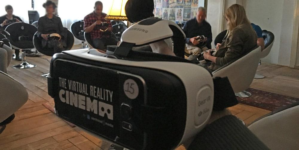 Bild Kino VR Cinema Berlin