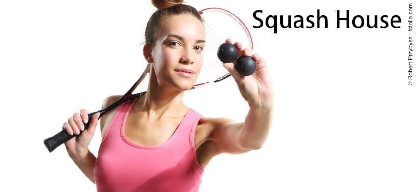 Squash House Lichtenberg | Bowling | Badminton | Tischtennis