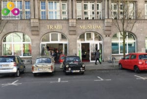 Bild Trabi Museum Berlin