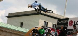 Bild BMX er Halfpipe Berlin