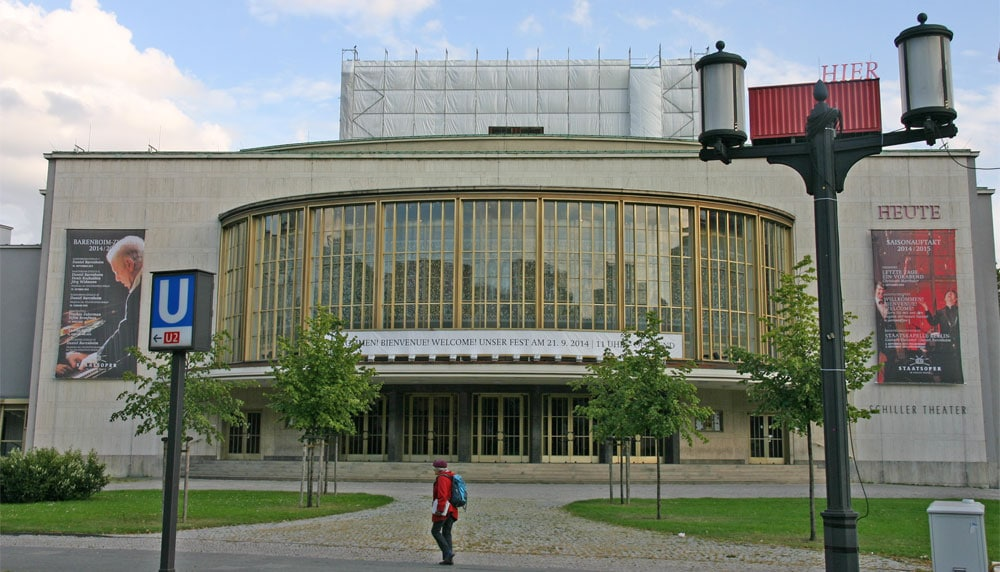 Schiller Theater Berlin