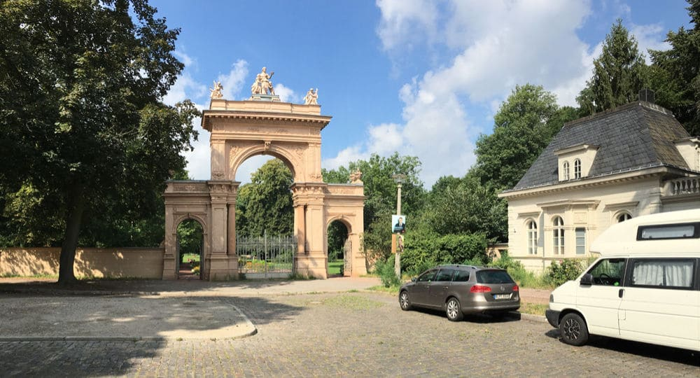 Bild Bürgerpark Pankow