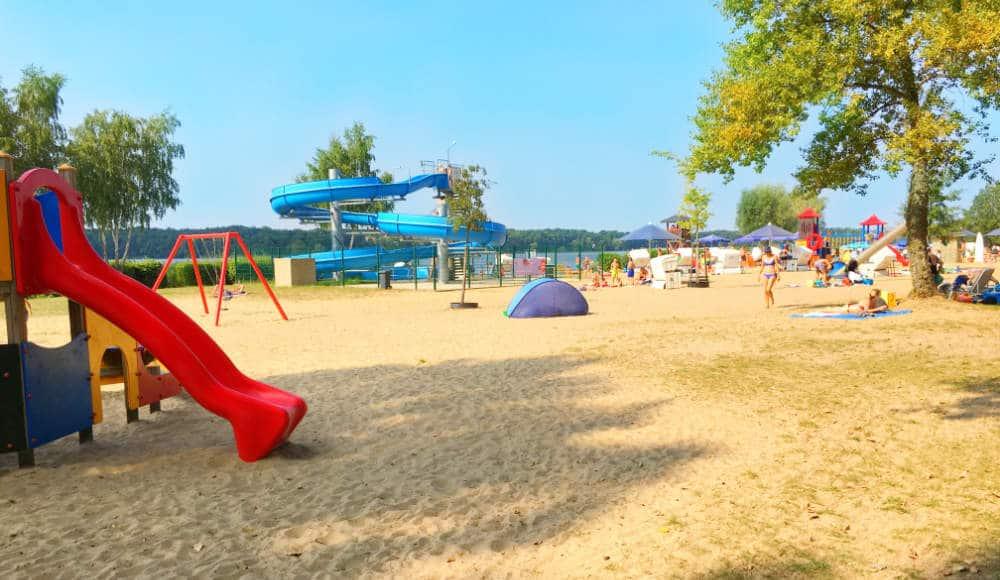 Waldbad Templin | Templiner See bei Potsdam / Caputh