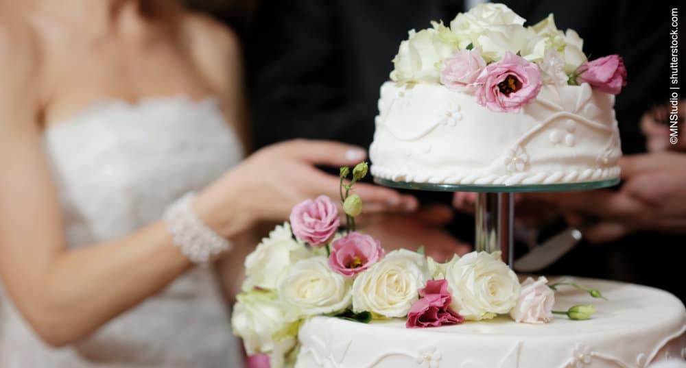 Hochzeitstorte in Berlin bestellen
